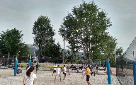 beach volley προσκοποι ψυχικου